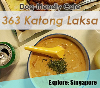 dog friendly singapore katong laksa