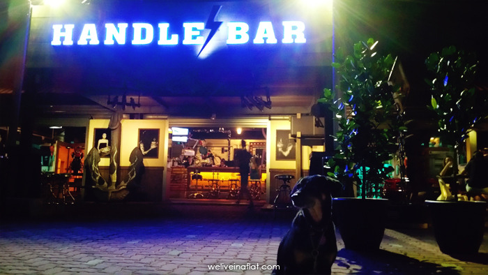 dog friendly handle bar - cafe and eating places near hortpark, henderson waves, southern ridges, kent ridge park