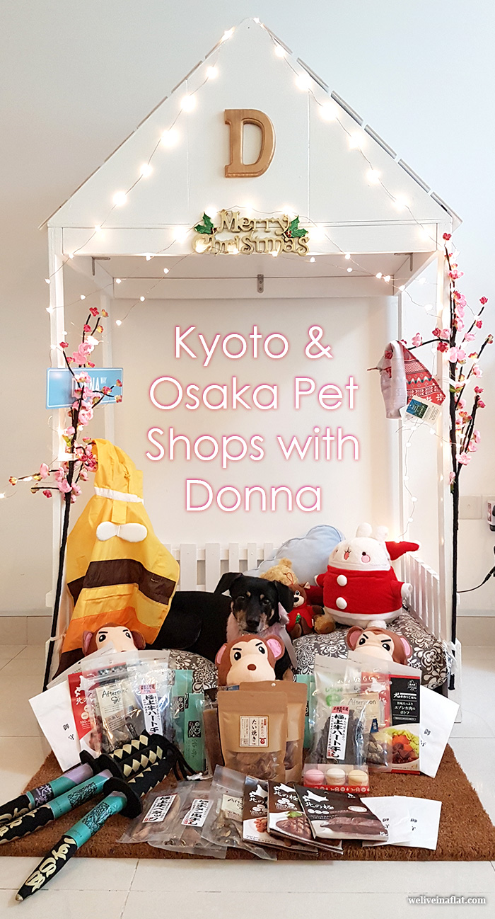 Pet shopping japan haul cat dog goods