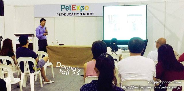 Pet Expo Singapore 2015, singapore dog-friendly events