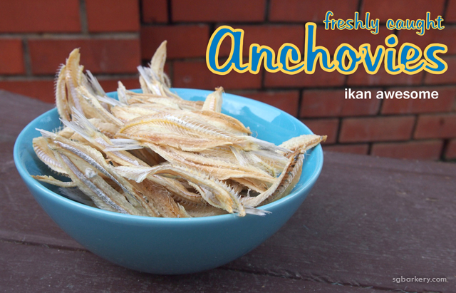 The Barkery Anchovies