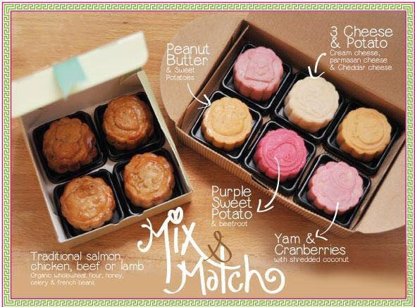 pawlicious pet bakery dog mooncakes