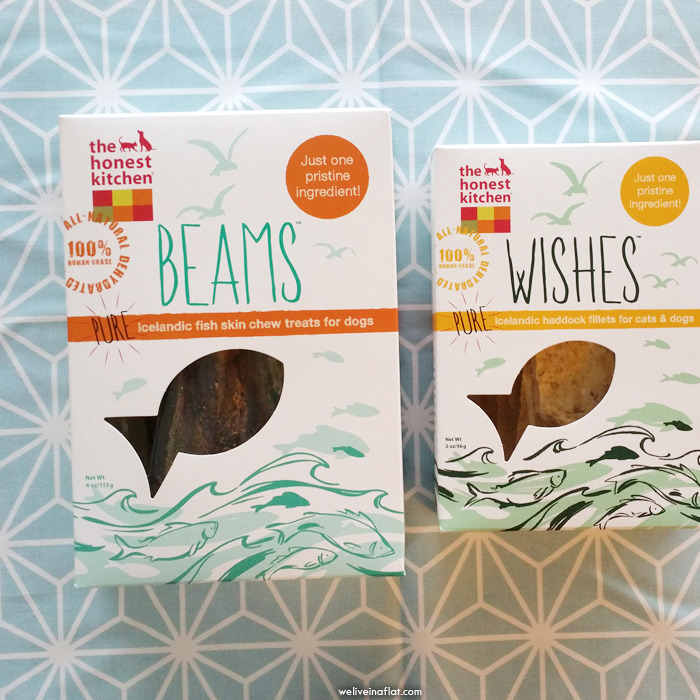 the honest kitchen treats for dogs beams and wishes